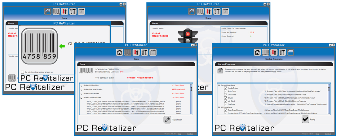 PCRevitalizer images